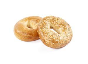 Bagel Sesam 80g | Weda Bageri