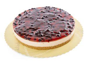 Blåbärscheesecake 12-14 bit   Weda Bageri
