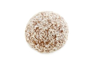 Chokladboll Kokos 100g   Weda Bageri