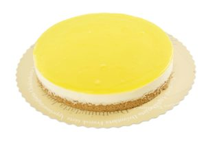 Citroncheesecake 12-14 bit | Weda Bageri
