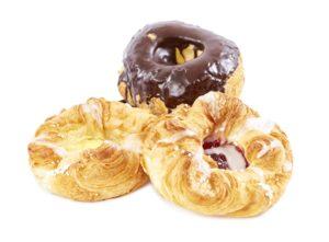Wienerbröd Choklad 70g | Weda Bageri